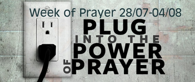 Week of Prayer @ St Agnes Campus | Kloof | KwaZulu-Natal | South Africa